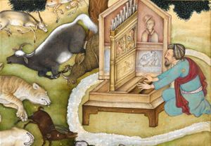 Plato: Organist to the Beasts