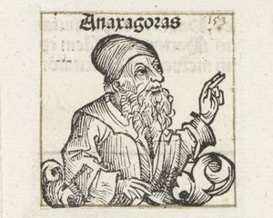 Philosopher File: Anaxagoras